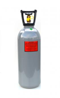 Kohlensäure CO2 10 kg kurz mit Steigrohr gefüllt