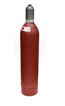 Acetylen 20 Liter Flasche gefüllt