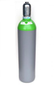 Schutzgas18 20 Liter gefüllt