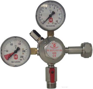 Druckminderer CO2 Getränke 7 bar