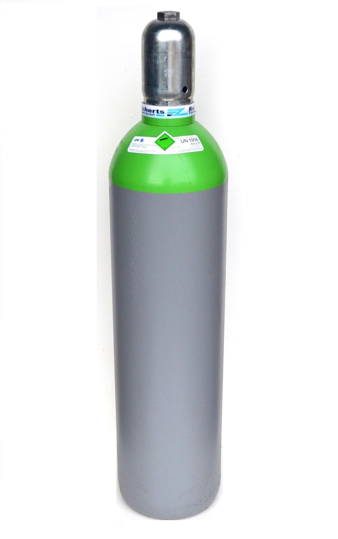 schutzgas18 20 liter gef llt gaslasche mag schwei en ebay. Black Bedroom Furniture Sets. Home Design Ideas