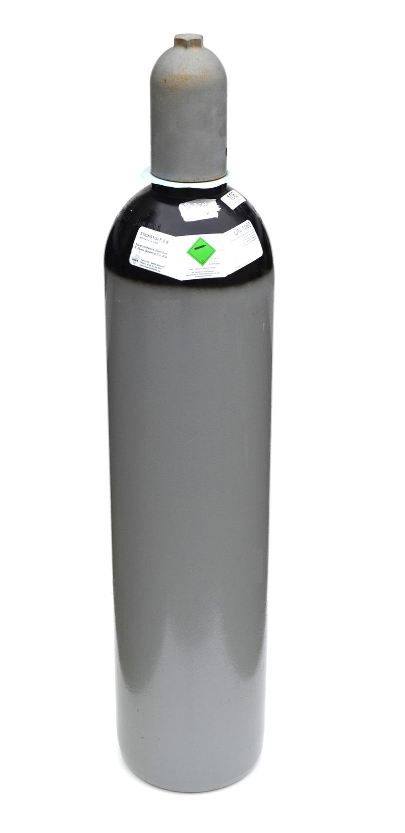 stickstoff 2 8 20 liter gef llt. Black Bedroom Furniture Sets. Home Design Ideas