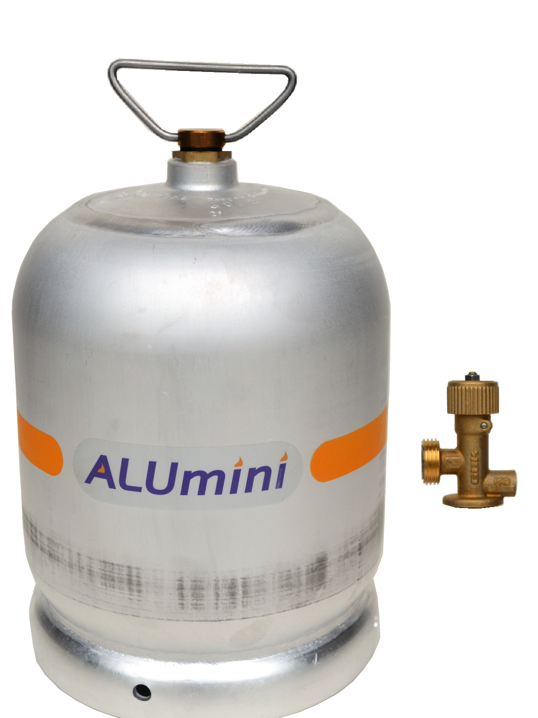 alumini gasflasche 2 kg leer alugas heizen grillen camping. Black Bedroom Furniture Sets. Home Design Ideas