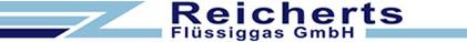 Logo Reicherts Flüssiggas