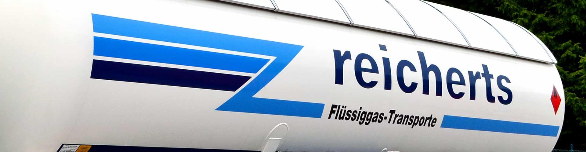 Reicherts Flüssiggas